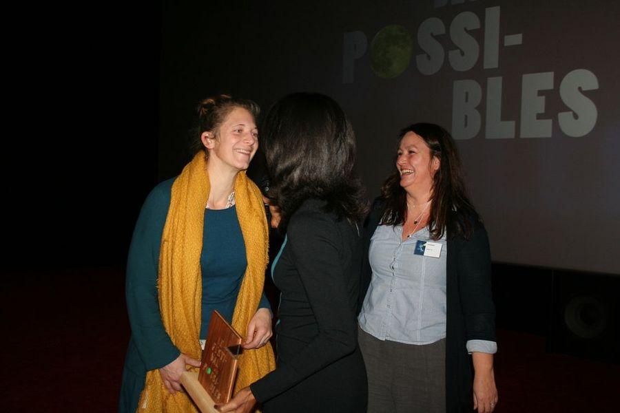 Le Festival des Possibles 2019 : Émilie Jeannin et Nathalie Lay pour La Ferme d'Émilie
